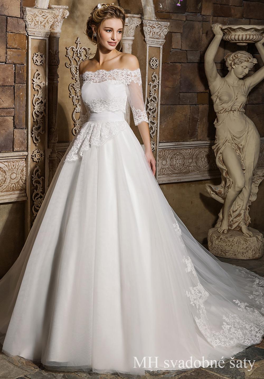Svadobné šaty HFW2611  f8999c9e0ae